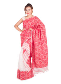 Gorgeous Gamusa Design Mekhela Chadar